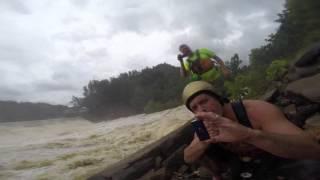 Kayaker Gets Destroyed on Ocoee River, 10,000 c.f.s