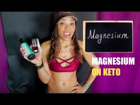 MAGNESIUM: Keto, Keto Carnivore, LCHF, Kidney Stones