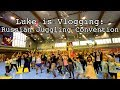 Russian Juggling Convention 2018 Vlogging