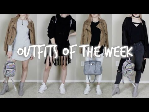SPRING OUTFITS OF THE WEEK // New York City OOTW
