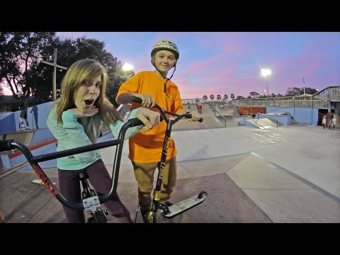 Thumbnail: Webisode 58: Scooters in a BMX video!?