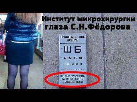 МНТК «Микрохирургия глаза» имени С.Н. Федорова