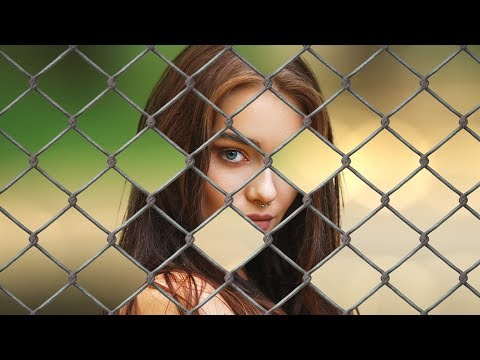 Photoshop Tutorial : Fence Photo Composition in Photoshop thumbnail