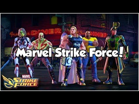 Marvel Strike Force! Overview