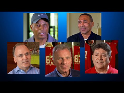 KPIXtra: 49ers Greats Discuss Their Unbreakable Bond