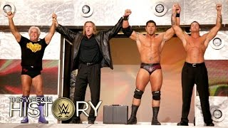 Evolution wins all of the gold at Armageddon 2003: This Week in WWE History, Dec. 17, 2015