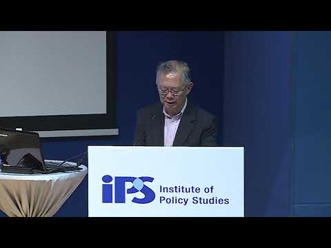 """IPS-Nathan Lecture I - """"The Accidental Nation"""""""
