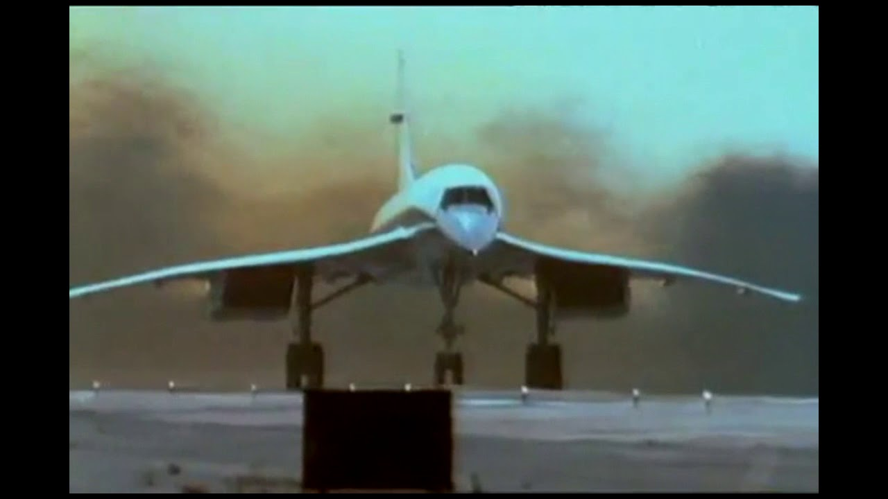 concorde crash air france flight 4590