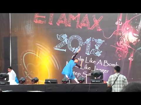 Prajyoti and Juilee duet (A Rape Case)- Etamax'13