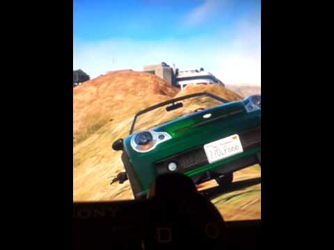 Gta 5 How To Turn Car Into Convertible V
