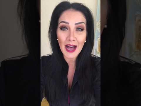 Helen Ganzarolli manda recado para Araçatuba