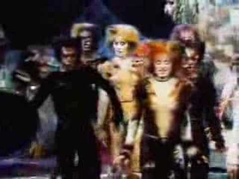 Cats Original Broadway Cast at Tonys