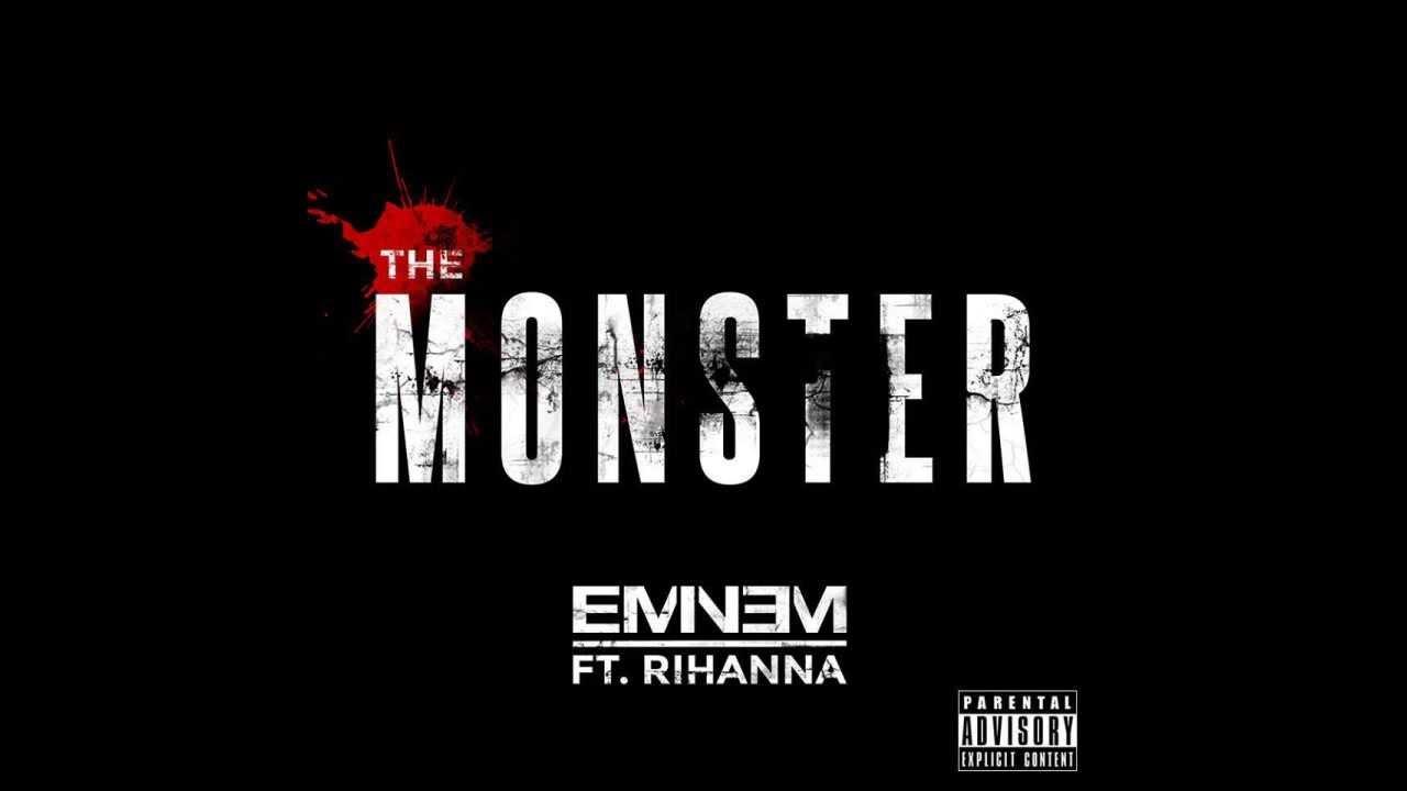 Eminem - The Monster ft. Rihanna (Audio) Leaked. 2013