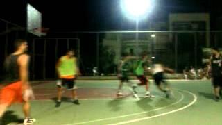 Ημιτελικός 1o Τουρνουά 3on3 Αμπελοκήπων Πατρών 2013