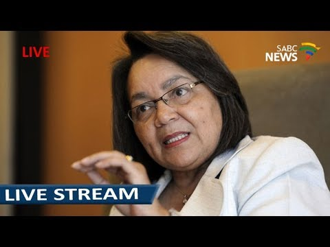 Patricia de Lille in court after her membership from the DA was rescinded