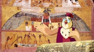 Искусство древнего Египта. Сказки картинной галереи.