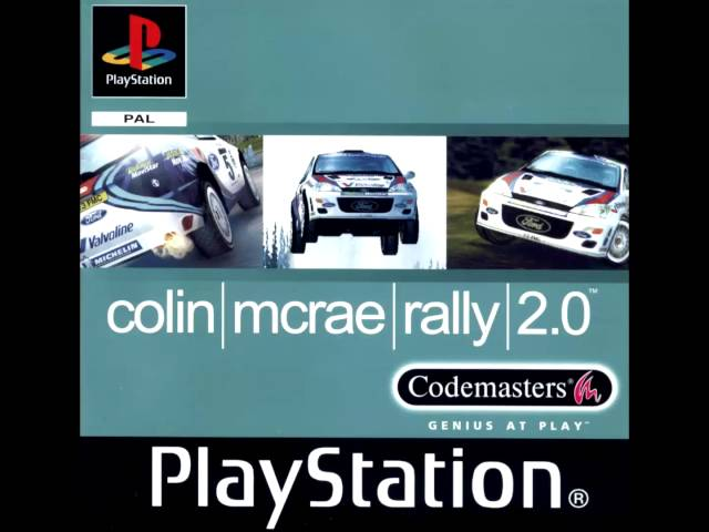 Colin McRae Rally 2 Full Soundtrack