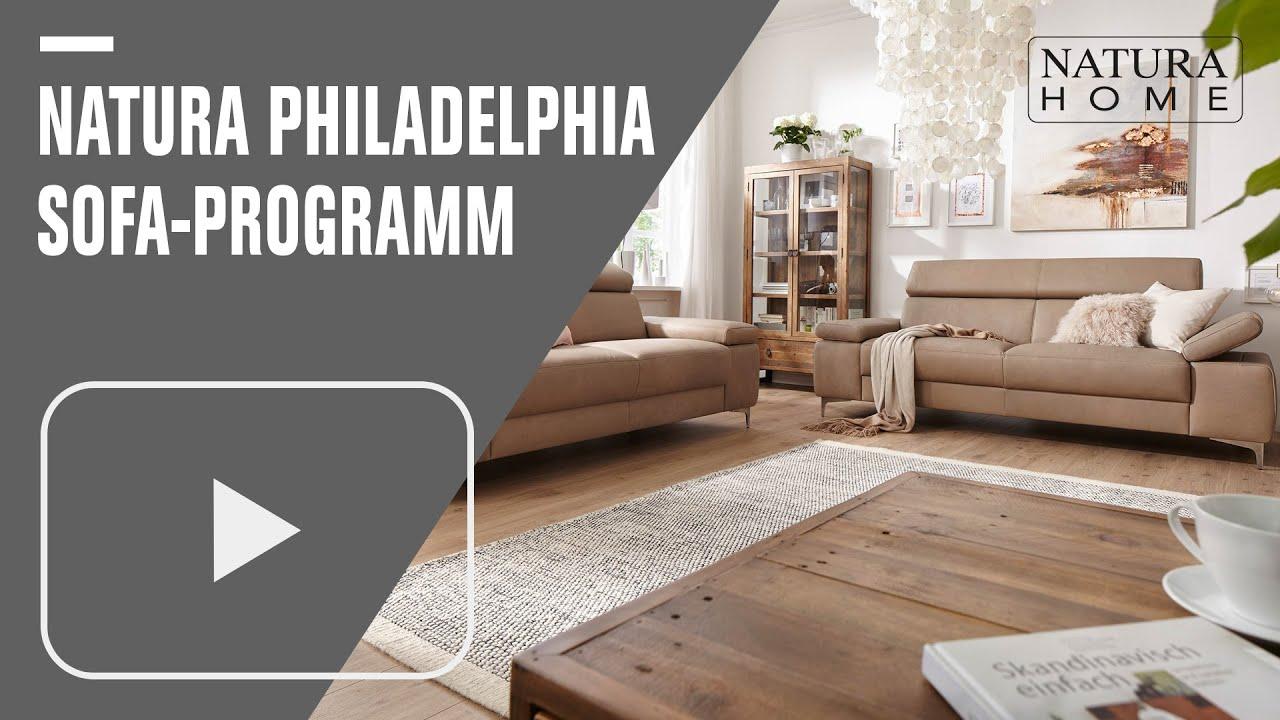 Chesterfield Maison Du Monde natura philadelphia sofas im produktvideo