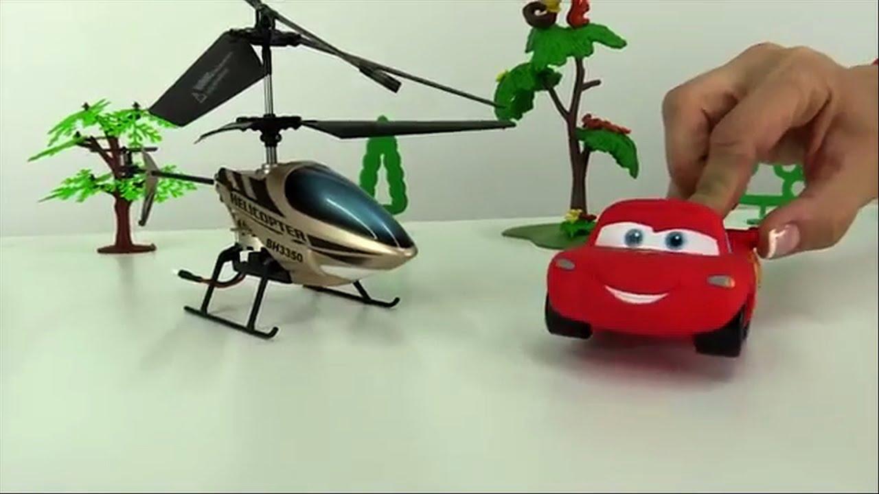 Kids toys videos Disney toy cars videos Toy cars lightning