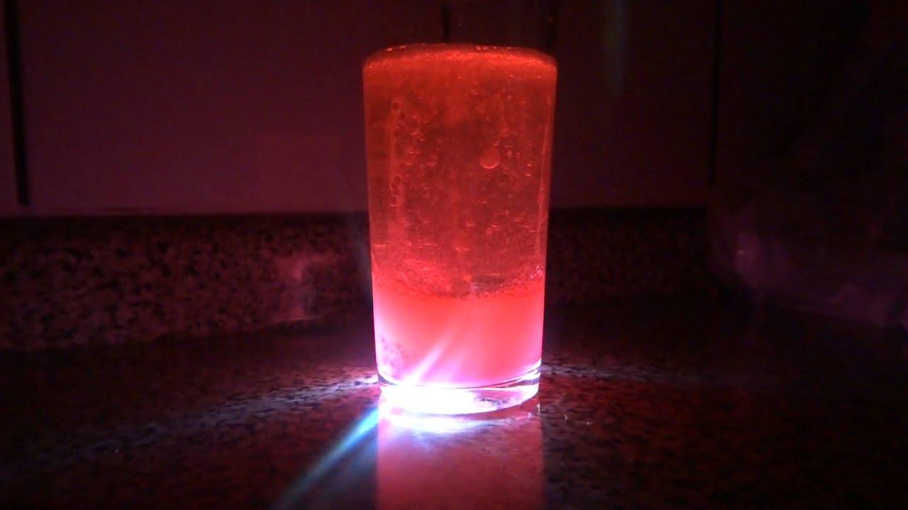 Lampara de Lava fluorescente  YouTube