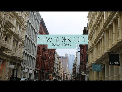 New York City | travel diary