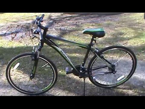 Schwinn OR2 28 inch 700c Hybrid Bike - Black and Green