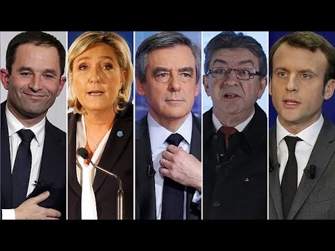 The French Presidential Race: Who