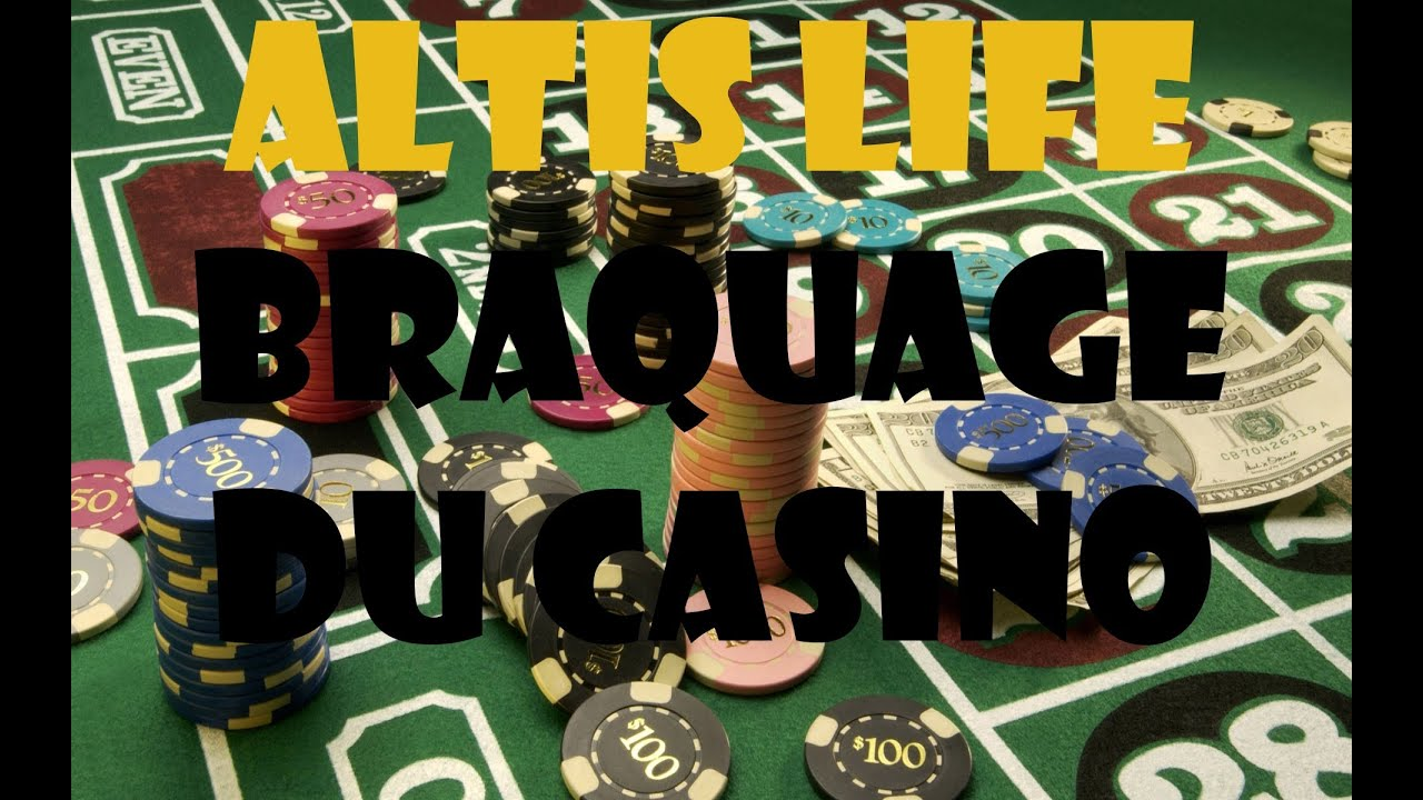 Altis Life Casino