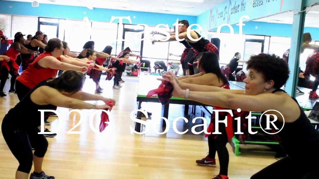 D2G SocaFit - Dance Fitness, Dance Fitness, Fitness, Soca