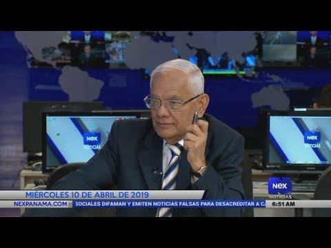 Análisis internacional del Ing. José I. Blandón Castillo | 10-04-2019