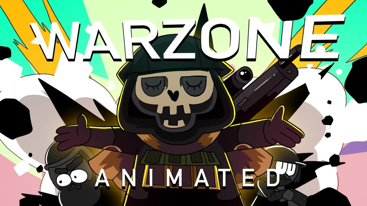 Download THE WARZONE SUBCLASSES (CALL OF DUTY ANIMATION)