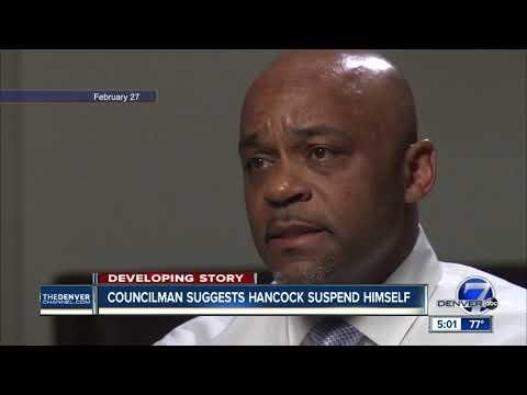 Denver council member suggested Mayor Hancock suspend himself over sexual harassment allegations
