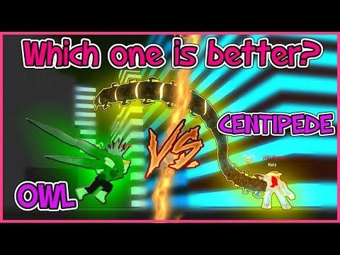 Ro-Ghoul - Owl VS Centipede (Which Kakuja Is Better?)