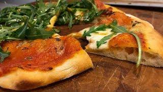 Masa de pizza muy sencilla