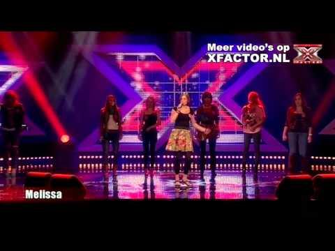 X FACTOR 2011 - aflevering 6 - X CAMPUS Chorus lin...