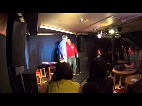 Edinburgh Fringe 2015 - Comedian Cinema Club - The Godfather
