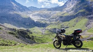 2014/15 Season Preview  F800GS Adventure Donegal to Almeria