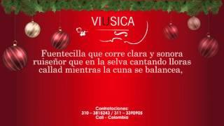 Viusica-A La Nanita Nana (Versión Instrumental-Karaoke)