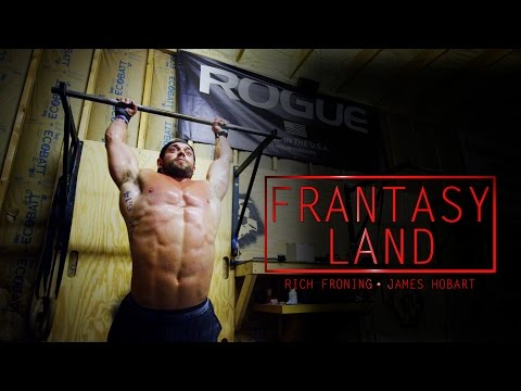 Frantasy Land with Rich Froning and James Hobart
