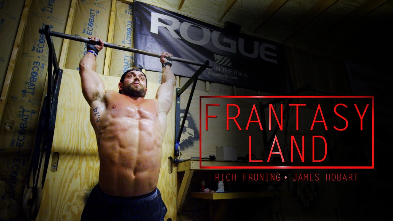 Crossfit open workout rich froning s tips tricks and