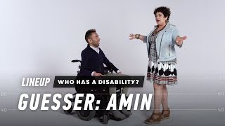 Guess My Disability (Amin) | Lineup | Cut