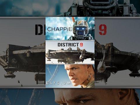 Chappie / District 9 / Elysium Film Collection