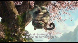 Kijk Cheshire Cat filmpje