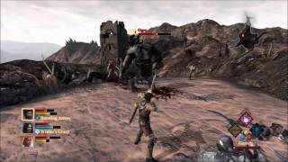 Dragon Age 2 Gameplay Preview HD