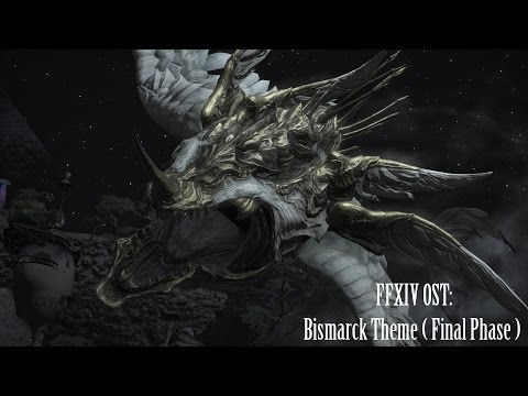 FFXIV OST Bismarck Final Phase Theme ( Woe That is Madness )