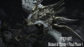 FFXIV OST Bismarck Theme ( Final Phase )