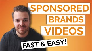 Sponsored Brands Video - Amazon PPC Update: New Feature to Create Video Ads for Your Listing