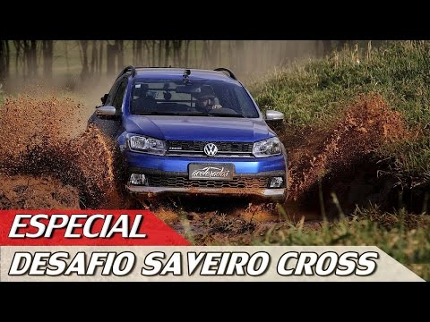 DESAFIO VOLKSWAGEN SAVEIRO CROSS - ESPECIAL #61 | ACELERADOS