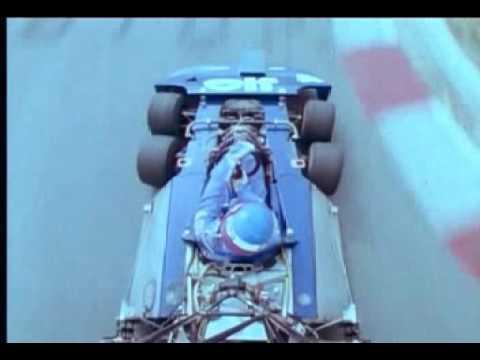 6 Wheeler Tyrell Cosworth P34 On board camera Monaco