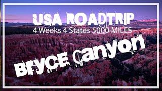 U.S.A Road Trip - B R Y C E - C A N Y O N |